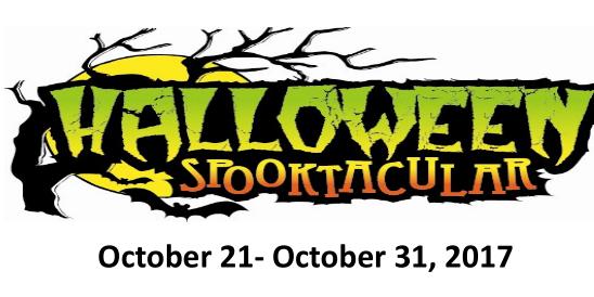 Halloween Spooktacular! – Wild Blue Cats